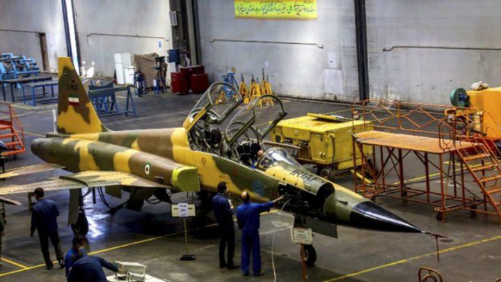 Iran says one of its jets crashed near Persian Gulf