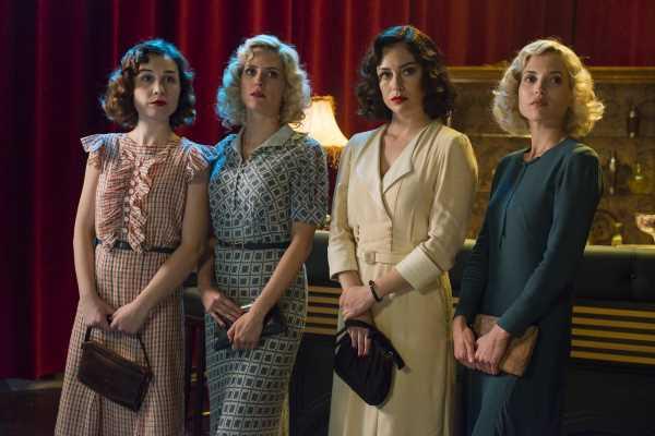 8 Shows To Marathon If You're Already Missing 'Cable Girls'