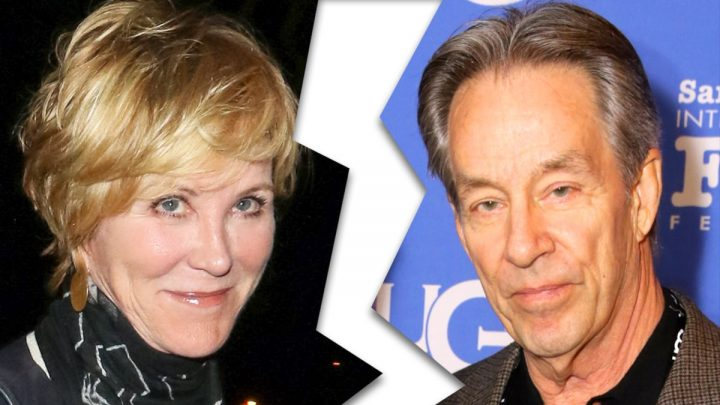 'Growing Pains' Star Joanna Kerns Files for  Divorce