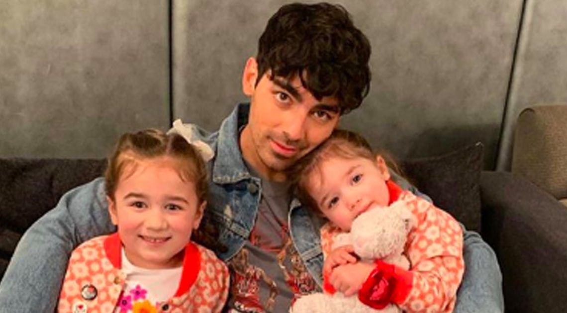 These Pictures of Joe Jonas in Uncle Mode Will Completely Melt Your Heart