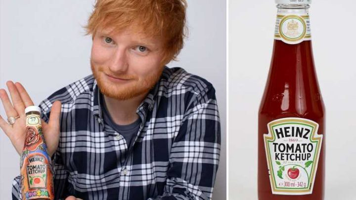 Cutting cancer to boosting fertility – 5 surprising benefits of tomato ketchup as Ed Sheeran bottles sell for £1,500