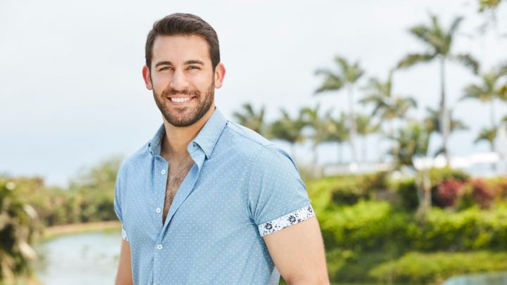 Here's What Colton Underwood And Hannah Brown Think About Derek Peth Possibly Being The Next Bachelor