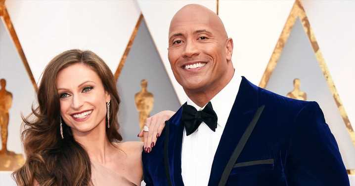 Private Time! The Rock Shuts Down Restaurant for Meal With Lauren Hashian