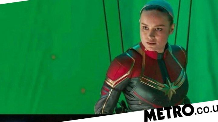 Captain Marvel's Endgame hair was all CGI fakery