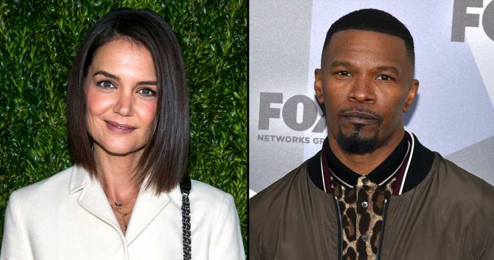 Katie Holmes Spotted for First Time Since Jamie Foxx Split News: Pic