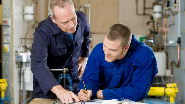 How to get an apprenticeship paying up to £26,000 a year if you don't get GCSE results you want