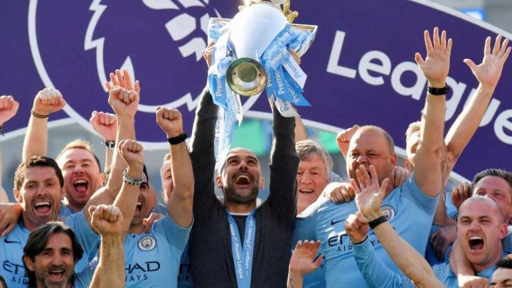 Manchester City 'rejected by Premier League for requesting extra winners' medals' after title win – The Sun
