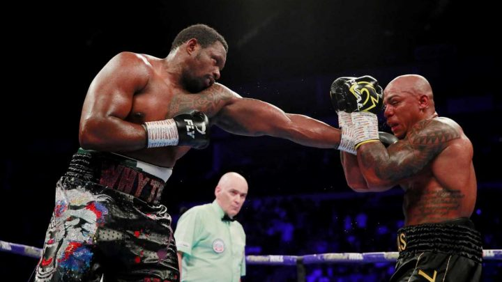 Colin Hart: Scandalous not to tell Oscar Rivas about Dillian Whyte drug test failure… a fighter could be killed if they don't clamp down – The Sun
