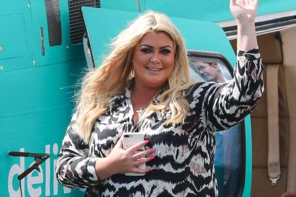 Gemma Collins boasts she's got the best bum in the world and loves herself the way she is