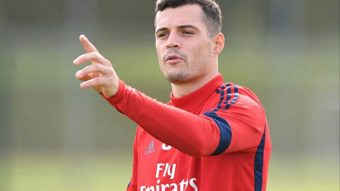 Emery must leave out Xhaka for Liverpool clash, says Arsenal legend Charlie Nicholas – The Sun