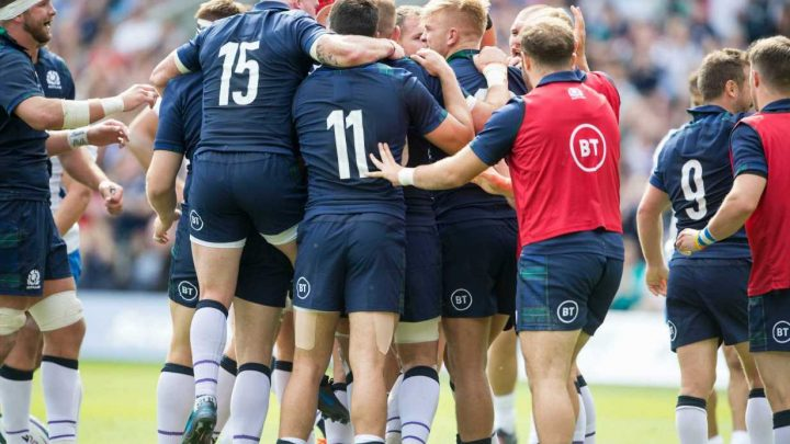 Is Georgia vs Scotland on TV? Channel, live stream, kick-off time and team line-ups for Rugby World Cup 2019 warm-up – The Sun