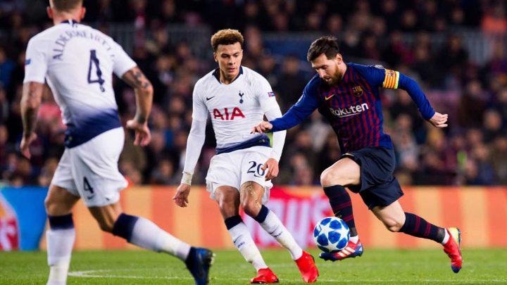 Spurs' best and worst Champions League draws with Barcelona, PSG and Juventus potential group stage opponents – The Sun