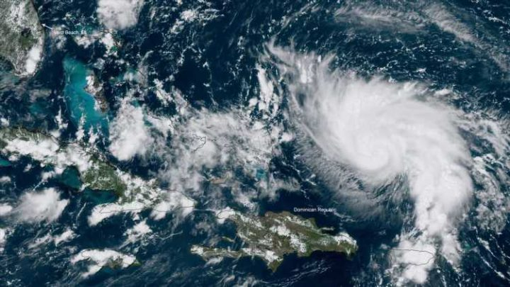 Where is Hurricane Dorian now? Latest news and updates on the path map