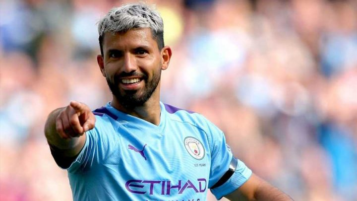 Pep Guardiola says Sergio Aguero will 'die scoring goals' after he nets two in Man City's 4-0 thrashing of Brighton – The Sun