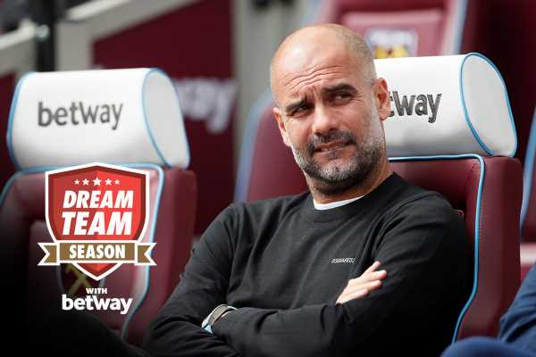 Premier League fantasy football: It's a new season but Pep Guardiola is still causing selection headaches for managers