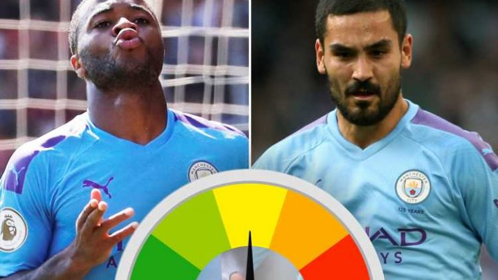 Man City ratings: Sterling continues to sparkle but Gundogan still looks off the pace – The Sun