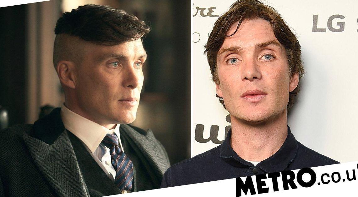 Cillian Murphy admits he's 'not all there' when filming Peaky Blinders