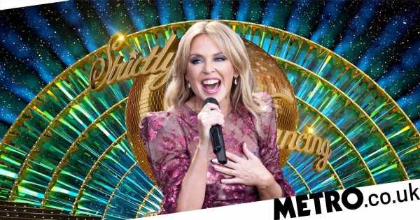 Disco Queen Kylie Minogue will launch Strictly Come Dancing 2019 with medley
