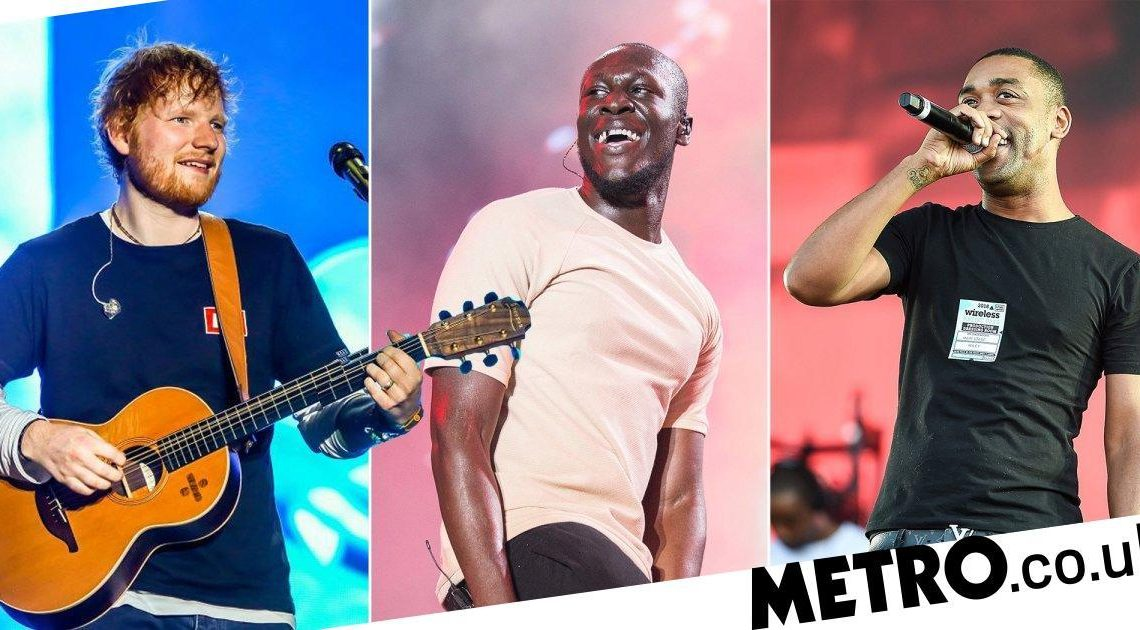 Stormzy leaps to Ed Sheeran's defence as Wiley tears into 'weird' grime collab