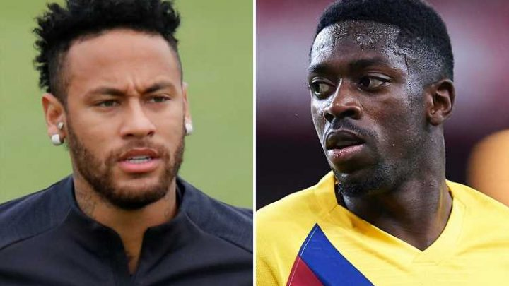 Ousmane Dembele removes Barcelona from Instagram bio as he is offered to PSG in swap transfer for Neymar – The Sun