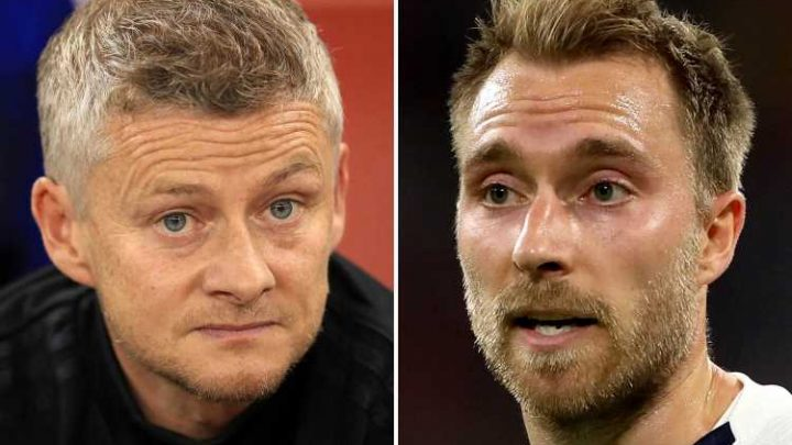 Ole Gunnar Solskjaer held direct talks with Tottenham ace Christian Eriksen in a bid to convince him to join Manchester United – The Sun