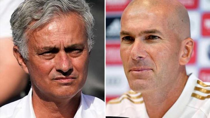 Mourinho turns down job offers so he's ready to step in should Real Madrid sack manager Zidane – The Sun