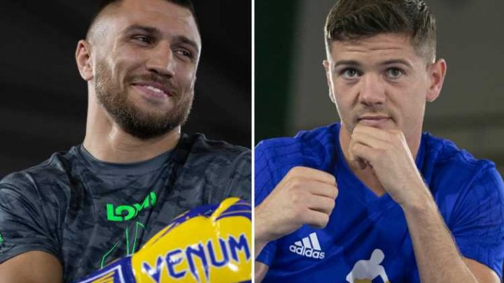 Luke Campbell ready to switch off golden boy charm when he faces pound-for-pound king Vasyl Lomachenko – The Sun