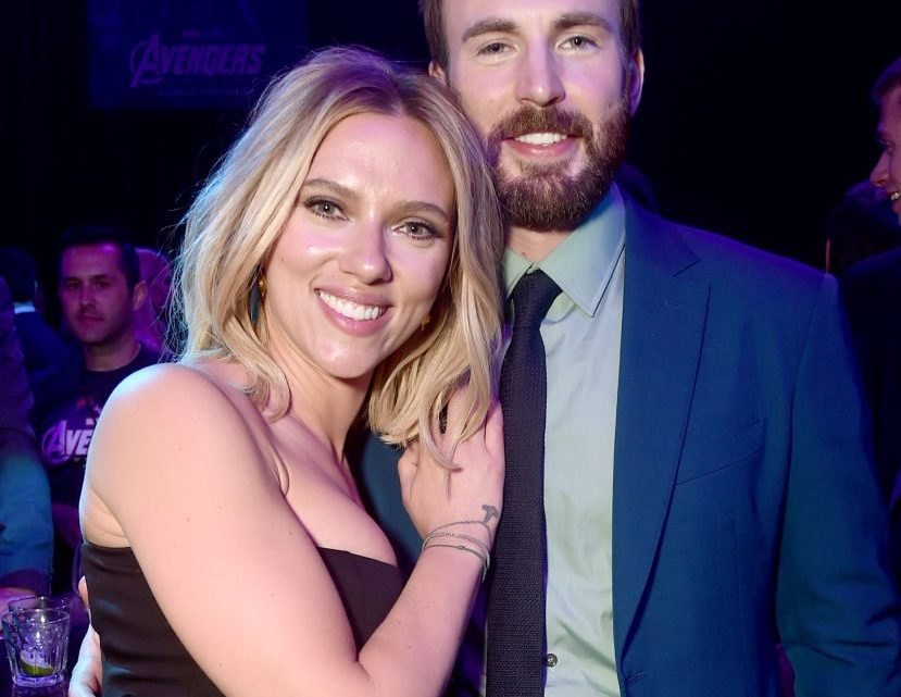 Will Scarlett Johansson Be Cast in Chris Evans' Upcoming Post-MCU Film: She Would Fit Perfectly?