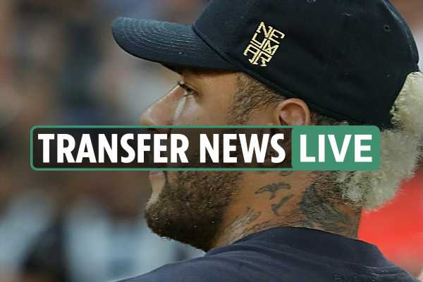 10am transfer news LIVE: Barca urge Neymar to reject Real Madrid, Raul Sanllehi praised after Arsenal signings, Pogba LATEST – The Sun