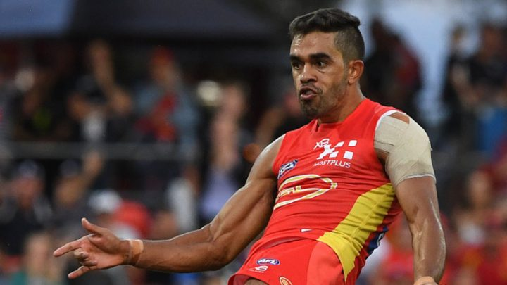 Suns meet with AFL as Martin seeks trade