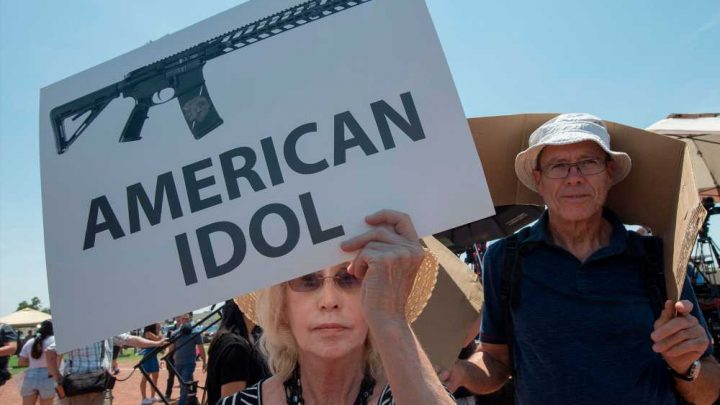 Amnesty International issues travel warning for US after mass shootings