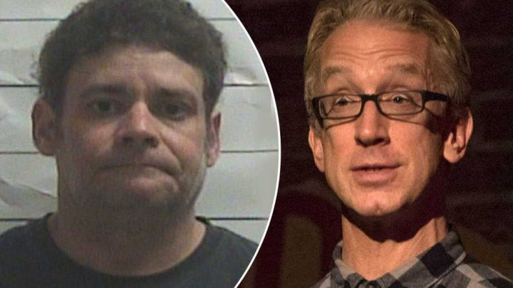Cops arrest man for punching Andy Dick in New Orleans