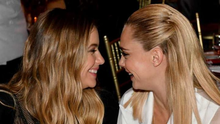 Ashley Benson Gets Another Tattoo for Cara Delevingne