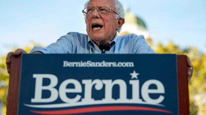 Bernie Sanders unveils $16 trillion climate plan