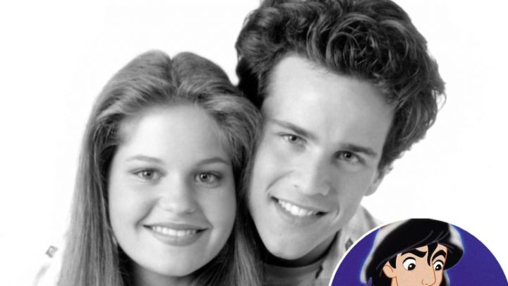 'Full House' Star Scott Weinger 'Confused' Candace Cameron with 'Aladdin' Premiere Invite (Exclusive)