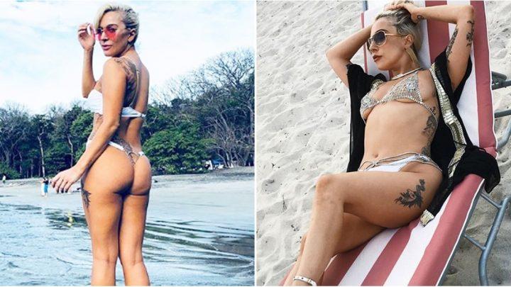 20 of Lady Gaga's Hottest Bikini Moments