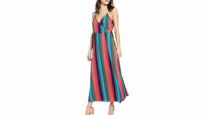 We Love How Flattering This Under-$45 Maxidress from Nordstrom Is!