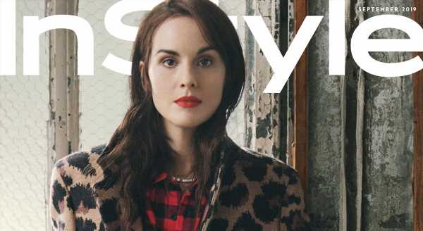 Michelle Dockery Is Leaving All Doors Open for Possibility of Another 'Downton Abbey' Movie