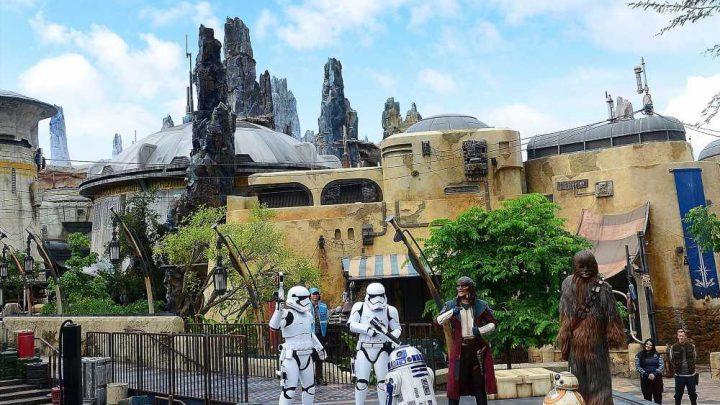 Hurricane Dorian may ruin holiday weekend at Disney World, Star Wars: Galaxy's Edge