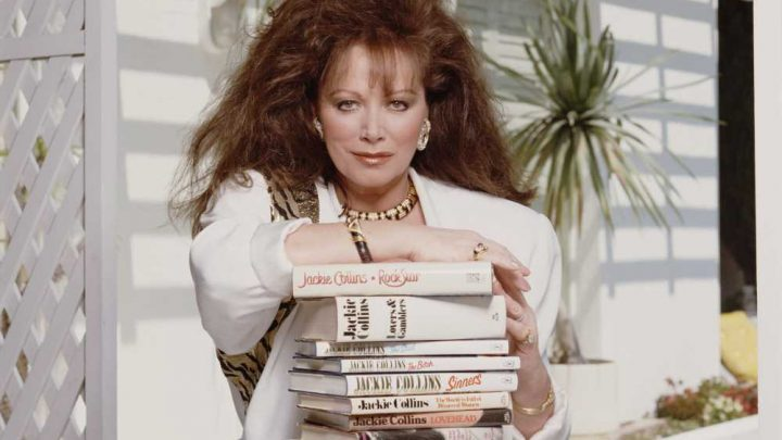 Jackie Collins documentary 'Lady Boss' in the works