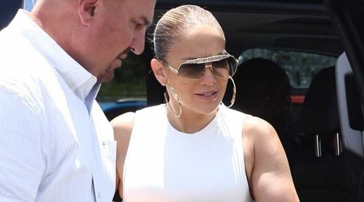 Jennifer Lopez Explains Why She Wanted to Make a Big Deal Out of Her 50th Birthday