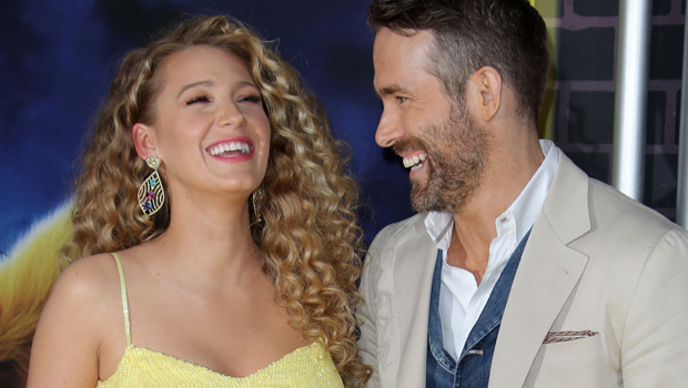 Ryan Reynolds Shares Sweet Photo Of Wife Blake Lively Cradling Her Baby Bump On Her 32nd Birthday