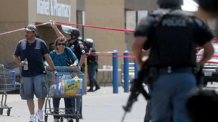 El Paso Walmart shooting suspect is talking with investigators: officials