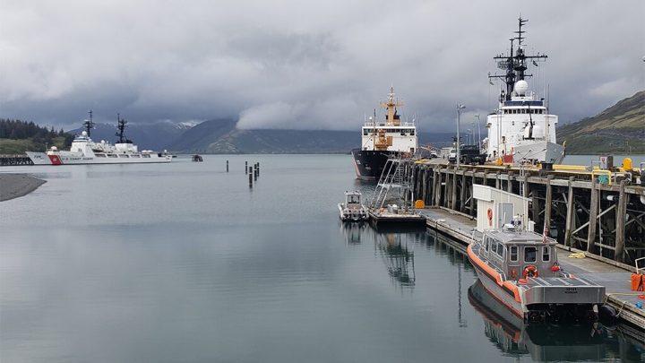 Coast Guardsman, 19, charged with murdering fellow seaman in Alaska
