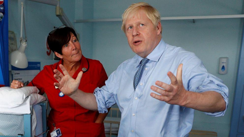 Boris Johnson again demands EU re-open negotiations