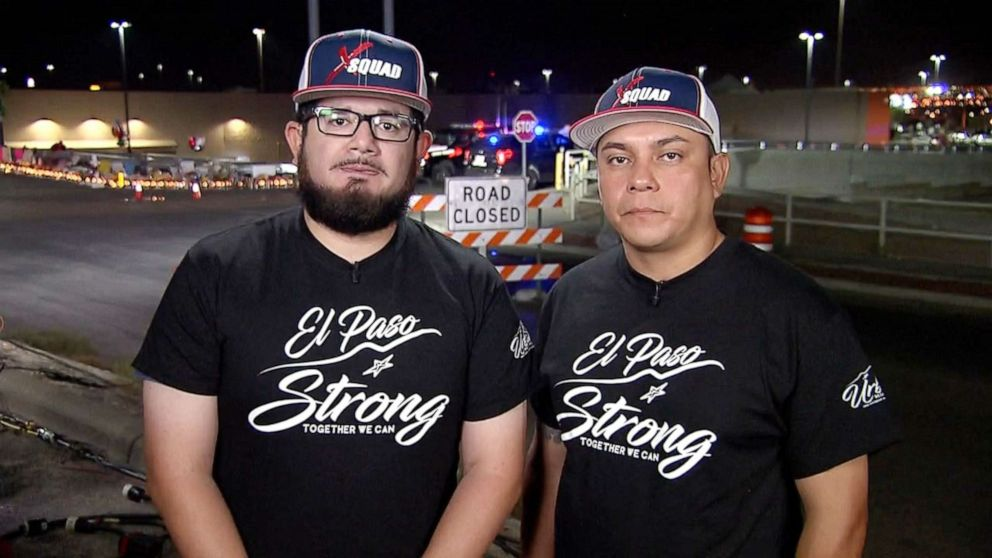 2 El Paso dads saved soccer team kids, parents in chaotic aftermath of shooting