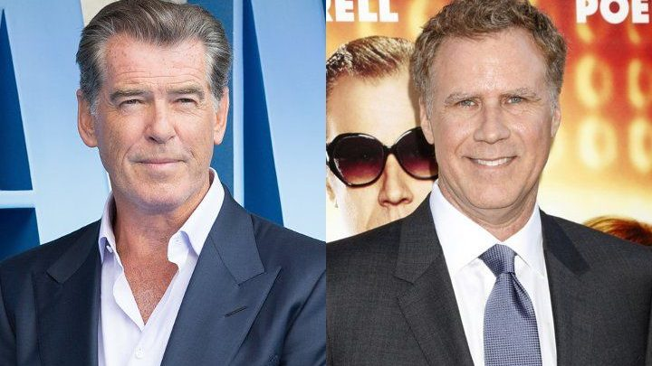 Pierce Brosnan to Team Up With Will Ferrell for 'Eurovision'