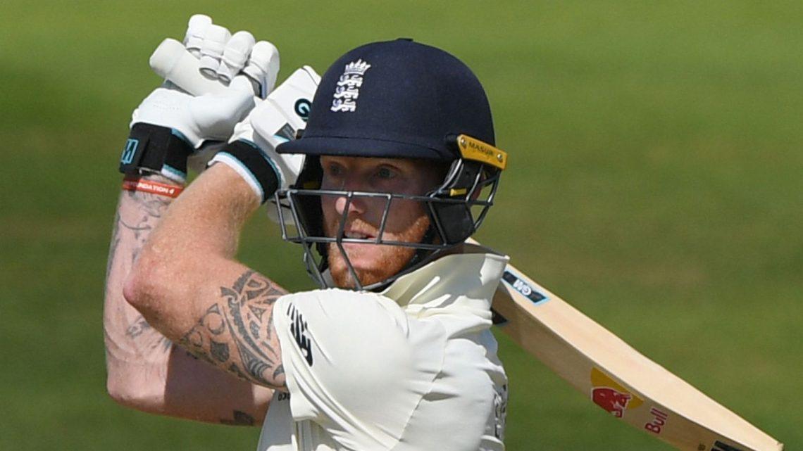 Ashes 2019: Ben Stokes hits ton as England declare to set Australia 267 to win at Lord's