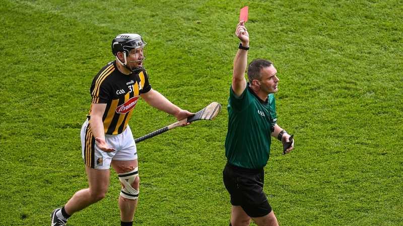 Kilkenny manager Brian Cody 'amazed' by Richie Hogan red card