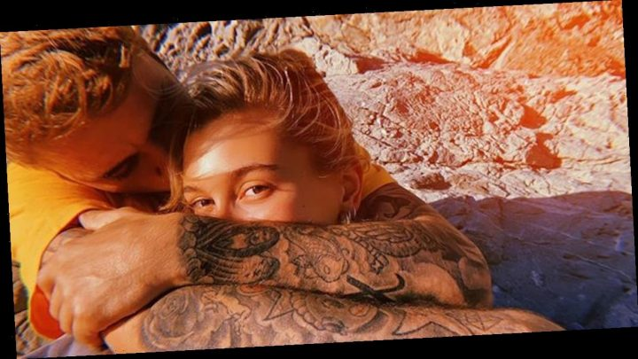 """50 Photos of Justin Bieber and Hailey Baldwin That Serve as a Reminder to """"Never Say Never"""""""